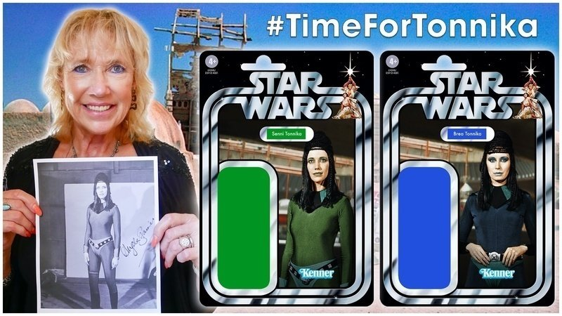 #TimeForTonnika Petition