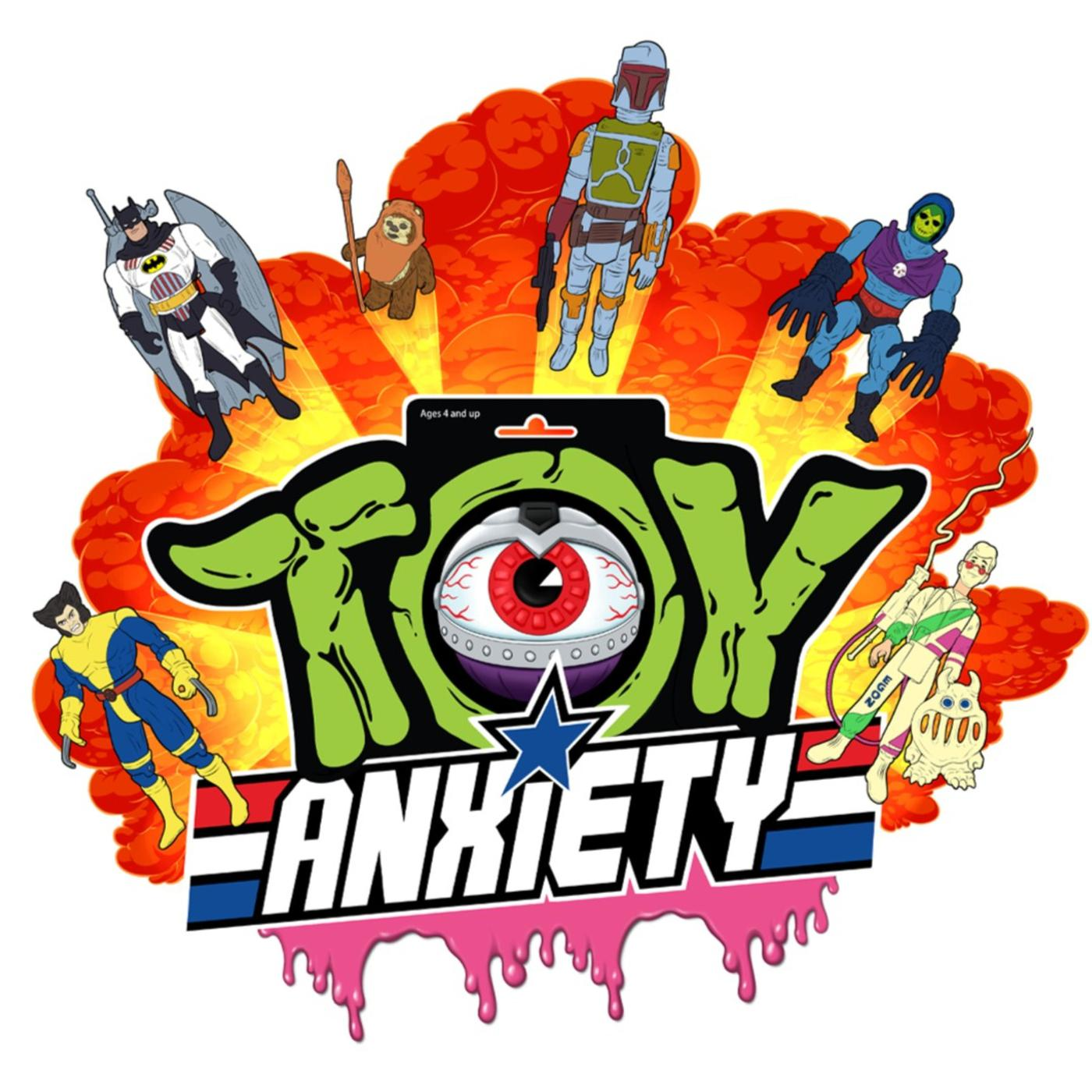 Toy Anxiety LIVE! May the Fourth Edition