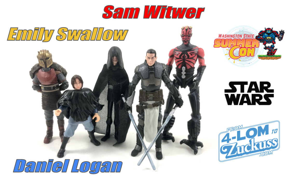 Your Star Wars Guide for Washington State Summer Con 2021